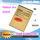 Rechargeable S5830 business battery for Samsung Ace Cooper Galaxy Ace Galaxy Ace Duos Galaxy Ace Plus