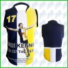 Long sleeved/sleeveless sublimation AFL memorabilia jumper