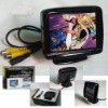 3.5 inch car monitor with high quality