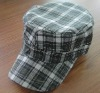fashion camo custom flat cap