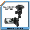 "Unique! real FULL HD 1080P Amba solution mini CAR DVR with 2.8"" LED Screen"