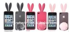 Silicon Case/cover for Phone silicon case rabit design