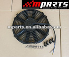 Universal auto radiator fan/auto cooling fan for car tuning/high performance