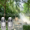 high pressure outdoor cooling fine fog misting spray nozzle