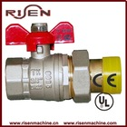 brass ball valve with female union
