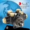 SCANIATruck Engine Parts BOSCH Type Four Check Valves 0440008077 Auto Fuel Feed Pump without Hand Primer Pump