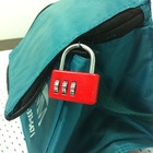 PF827 3 digital Resettable Luggage Combination Pad Lock