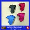 Silk solid slim tie