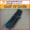 Carbon Golf IV car grille front grill middle grill for VW