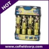4pcs Ratchet Tie Down 1-1/16""
