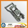 2''stainless steel 304 ratchet buckle