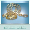 Single row Brass bearing cages china bearing