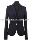 popular design slim fit ladies office wear