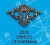 c032 Furniture decorative hardwares