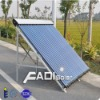 Fadi EN12975 And SRCC Certificated Exquisite Pressuirzed Solar Collector For House Heating (25Tube)