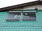 Solar Collectors Installed In Russia (30tube)