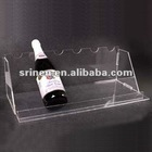 clear acrylic wine rack plexiglass wine rack PMMA rack
