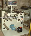 Auto adhesive paper label / logo cutting machine