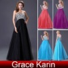 Girls Fashion Evening Dress CL3107