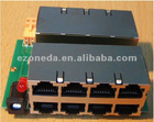 8port Power over Ethernet POE Splitter
