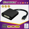 high performance mini DP to DVI adapter cable