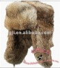 best selling 100%fur fashion rabbit fur winter hat