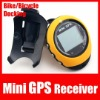 Mini GPS keychain