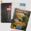 2012 student planner notebook