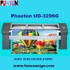 Large format Solvent Printer ( Seiko head ,6 color printing )