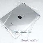 High End Ultrathin 0.9mm Clear Crystal plastic case for pad 2