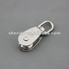 Stainless steel single swivel Pulley