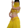 Belly costume, dancing costume, beaded costumes, stage costume