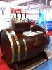 British-style Handpull kits keg cooler