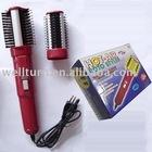 Hot Air Rotator hair Brush(WT901)