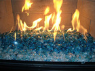 Glass Cullet/ Fire Pit Glass