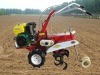 Small Gasoline Cultivator Multifunction for Garden Management