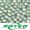 Dry green pea