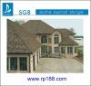 2012 HOT!!! fiberglass roof tile