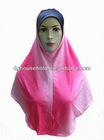 islamic headscarf with bonnet