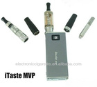 no flame e-cigarette iTaste MVP variable voltage