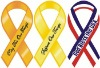 Ribbon Car Magnet