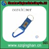 personalized climbing carabiner