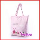 Newest designer canvas shopping handbag