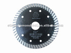 small turbo saw blade for the granite and marble