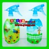 2012 Newest ITEM Portable and Collapsible Plastic MINI Watering Can