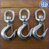 322 type stainless steel swivel hook for hoisting
