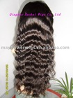 full lace wigs 100% human hair no shedding no tangle no mix many in stock ready to ship