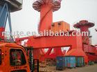 steel structure harbor machinery portal crane