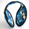 Custom headphone polar fleece earmuffs