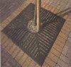 cast iron circular tree guards